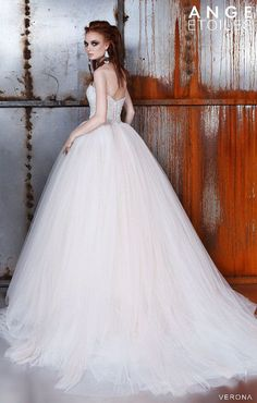 Wedding dress VERONA Wedding dresses ball by RaraAvisAngeEtoiles