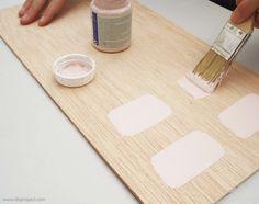 Chalk Paint ceras aplicacion