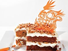 Habanero Carrot Cake From 'Sweet and Vicious' | Serious Eats : Recipes