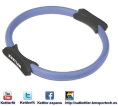 Pilates Ring - Kettler es una empresa alemana dedicada a la fabricación de máquinas de fitness.  http://satkettler.bmsportech.es