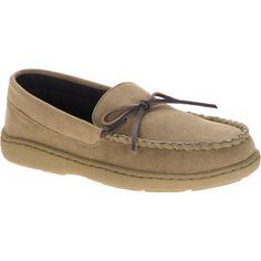$14 Men's Moccasin Slippers @ WalMart  http://www.walmart.com/ip/Men-s-Sueded-Trapper-Moccasin-Slippers/16607705