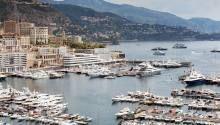 FENDI Casa designs Monaco Yacht Club - Featured in Robb Report Home & Style magazine - July 2014