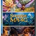 Strange Magic movie review, recipes, printables and more (giveaway ends 6/1/15)