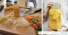 Fire Cider is a time-tested, natural remedy for preventing and healing cold and flu symptoms.