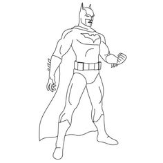 How to Draw Batman | Fun Drawing Lessons for Kids & Adults
