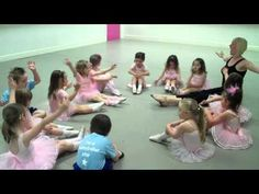 Welcome to babyballet Movers (Age 3 to 5 yrs).mp4 - YouTube