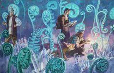 james gurney paintings | Su historia y sus ilustraciones fusionan la fantasía con el realismo ...