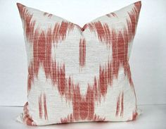 Pillow+Cover+Kravet+Ikat+New+Size+16+x+16+by+theCottageWorkroom,+$20.00