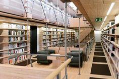 la bibliothèque de la Fondation Jan Michalski.