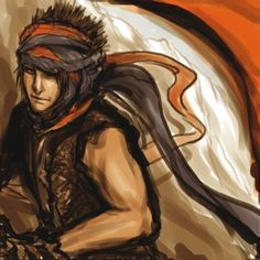 Prince of Persia by SchifferCake