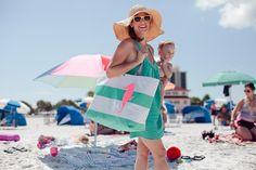 10 Beach Bag Essentials - Fresh Mommy Blog