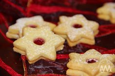 Christmas Sweets, Cookies, Food, Lemon, Crack Crackers, Biscuits, Essen, Meals, Cookie Recipes