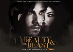 Beauty and the Beast Season 3 promo