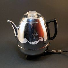 Vintage General Electric Coffee Maker by ChompMonster on Etsy, $29.00