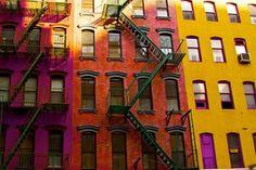 China Town, New York