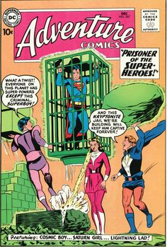classic comics | Classic Comic Cover of the Day