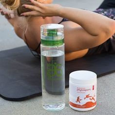 No workout is complete without a glass of After Workout. Enjoy it within 30 minutes of ending your workout and you'll find yourself bouncing back in no time. #Arbonne