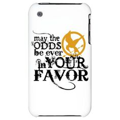 Hunger Games iPhone Case; someone get this for me!!!