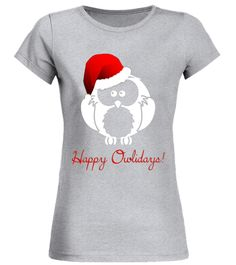 Funny Owl Pun Christmas Shirt - Happy Owlidays T-Shirt horse t-shirts with funny sayings, horse t-shirts for sale, horse t shirts with sayings, horse t shirt designs, horse t shirts uk, horse t shirt girl, horse t shirts australia, horse t shirts canada, horse t shirts for toddlers, horse t shirts south africa, horse t-shirts, horse t shirt, horse t sh