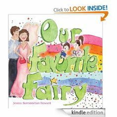 Our Favorite Fairy (children's book about moms)