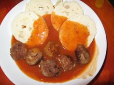 Mashed Potatoes, Eggs, Beef, Breakfast, Ethnic Recipes, Food, Red Peppers, Whipped Potatoes, Meat