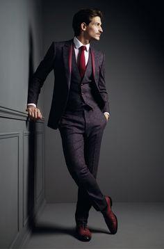 e77e037f33c8 Francesco Smalto collection Automne  Hiver 2013-2014 Costume Homme, Tenue  Homme, Chemise