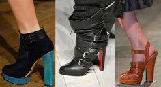 detalhes em sapatos, botas que serão tendência no inverno 2014