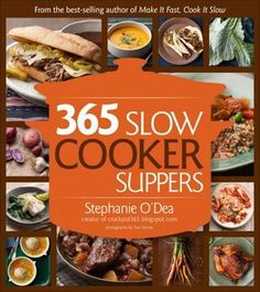 365 Slow Cooker Suppers, plus KFC chicken in the Slow Cooker# slow cooker healthy recipes