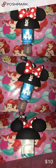 Disney Parks Minnie Mouse Hand Sanitizer Brand new with tags. Disney Other