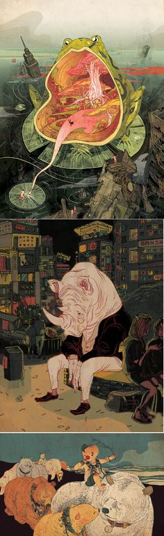 by Victo Ngai