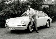 Ferdinand Porsche Dies at Age 76.  The creator of the Porsche 911.