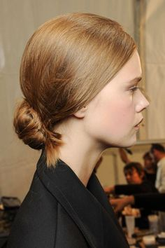 Catwalk hair trends for spring/summer 2013: Fashion Week hairstyles - Catwalk hair trends for spring/summer 2013: Fashion Week hairstyles