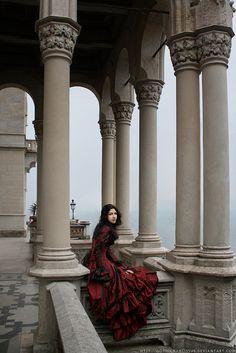 Annabel Rose by GothicNarcissus on DeviantArt Fantasy Photography, Wedding Photography, Bild Girls, Medieval Fantasy, After Dark, Aesthetic Girl, Gothic Fashion, Perfect Wedding, Royalty