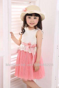 vestido de princesa com laço