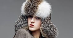 Alina Krazina photographed by Leonardo Beglieri for Inverni Winter Hats, Fur Hats, Models, Fashion, Templates, Moda, Fashion Styles, Fashion Illustrations, Fashion Models