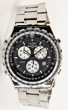 Catawiki online auction house: Breitling Navitimer Chronograph - Men's Watch