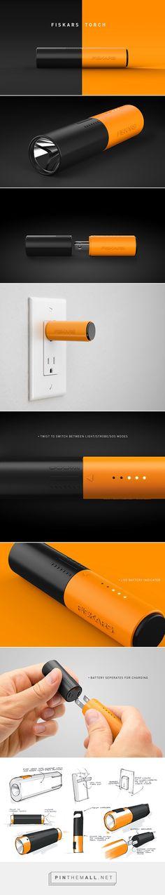 Fiskars Torch by Dan Taylor » Yanko Design - created on 2015-06-08 19:10:10