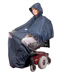 Homecraft Deluxe Powerchair Cape 10092205 224 Advantage card points. A waterproof cape designed specifically for electric wheelchairs. FREE Delivery on orders over 45 GBP.