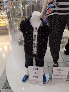 Look from Best & Less-August 2013.