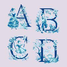 """ABC  """"Toile de jouy"""""""