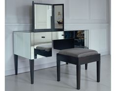 espresso dressing table or vanities   images of dressing tables table mirror vanity serbagunamarine com find ...