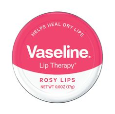 Vaseline® Lip Therapy® Cocoa Butter Lip Balm Tins are clinically proven to heal dry lips. They contain a cocoa & vanilla scent & are available in a steel tin. Vaseline Jelly, Vaseline Cocoa Butter, Tinted Lip Balm, Lip Tint, Dry Lips, Dry Skin, Soft Lips, Lip Moisturizer, Lips