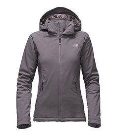 a5eb87338ea9 Womens The North Face Apex Elevation Jacket Rabbit Grey Size Large    Want  additional info