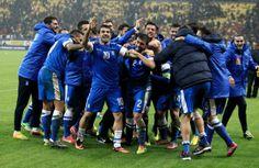 Romania 1-1 Greece | 19-11-2013.