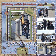 Digi Fishing With Grandpa