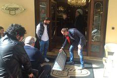 Delegazione del Comune di Asti in municipio: ecco la loro idea per abbattere le barriere architettoniche