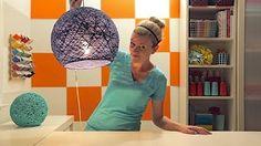 yarn globes - YouTube