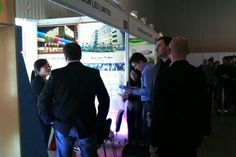 March 2013,Warsaw Poland LED lighting fair
