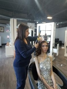 Hair Spa, Prom Dresses, Formal Dresses, Fashion, Dresses For Formal, Moda, Formal Gowns, Fashion Styles, Formal Dress