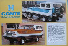 Conte Schwimmwagen